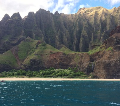 The Spectacular Na Pali Coast