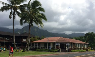 The health food store in Hanalei.